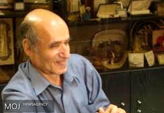 پیکر محمدرفیع ضیایی محقق و کارتونیست روز شنبه تشییع می شود