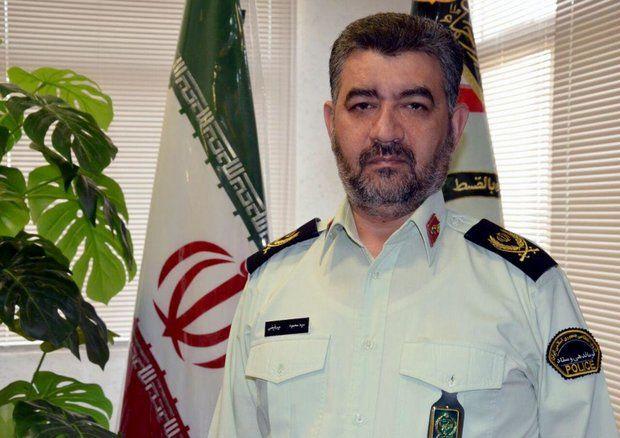 کشف ابزار یراق قاچاق در مازندران