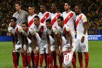 اسامی 25 بازیکن تیم ملی فوتبال پرو برای جام جهانی اعلام شد