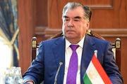 رئیس جمهور تاجیکستان عید قربان را به روحانی تبریک گفت