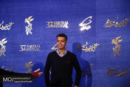 هشتمین روز سی و هفتمین جشنواره فیلم فجر/عادل فردوسی پور