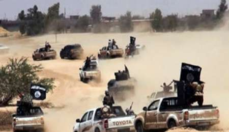 فرار سرکردگان داعش از شهر المیادین استان دیرالزور سوریه