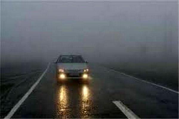 آغاز بارش در محورهای مشهد