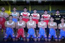 راهیابی ۵ نماینده کشورمان به دیدار فینال مسابقات کشتی فرنگی جوانان قهرمانی آسیا
