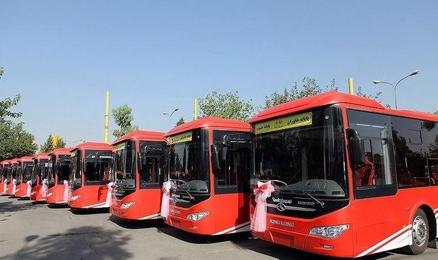 50 دستگاه اتوبوس جدید به ناوگان اتوبوسرانی اصفهان افزوده می شود