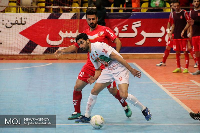 برگزاری مسابقات لیگ فوتسال قهرمانی باشگاه های کشور در یزد