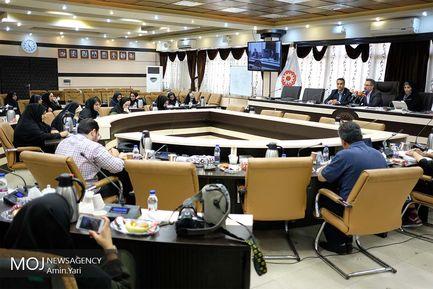 نشست خبری رییس سازمان بهزیستی