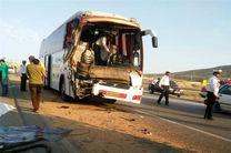 27 مصدوم در واژگونی اتوبوس در محور بادرود – اردستان