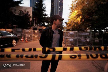 ورود پلیس ترکیه به کنسولگری عربستان