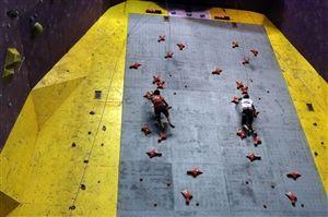 پایان مسابقات سنگنوردی مستر کاپ مردان