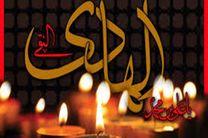 ویژه برنامه ای در امامزاده سلطان حسین در نطنز برگزار شد