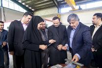 دو واحد تولیدی صنعتی با سرمایه گذاری ۴۰ میلیارد ریالی بخش خصوصی در منطقه  آزاد انزلی افتتاح شد