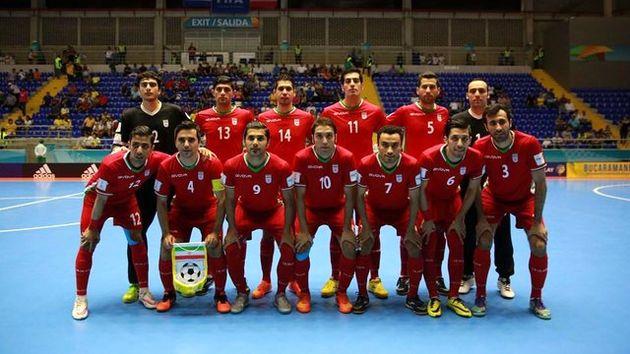 مذاکره تیم ملی فوتسال با ۴ تیم اروپایی
