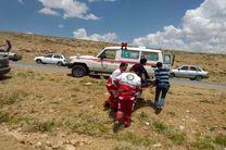 امدادرسانی به 144 حادثه دیده  توسط نجاتگران هلال احمر اصفهان در هفته گذشته