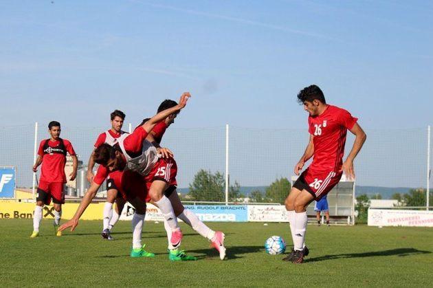 برنامه تیم ملی فوتبال تا بازی با ازبکستان