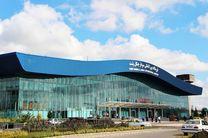 پرواز عتبات با ۱۳۶ زائر از فرودگاه سردار جنگل رشت به مقصد نجف اشرف