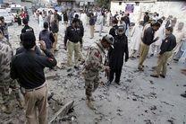 انفجار در بیمارستان شهر کویته ۳۰ کشته برجا گذاشت