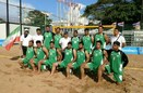 فدراسیون هندبال آسیا از تیم ساحلی ایران تقدیر کرد
