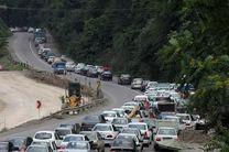 وضعیت ترافیکی جاده های کشور در 8 شهریور اعلام شد