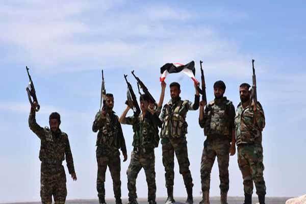 بازپس گیری 40 میدان نفتی سوریه از داعش