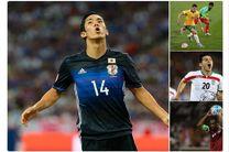 آزمون جزو ۴ کاندیدای بازیکن برتر جوان آسیا در مقدماتی جام جهانی قرار گرفت