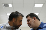 بیست و یکمین جلسه دادگاه رسیدگی به مفسدان اقتصادی در بانک سرمایه
