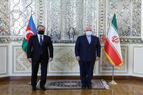 ظریف با همتای آذربایجانی خود دیدار و رایزنی کرد