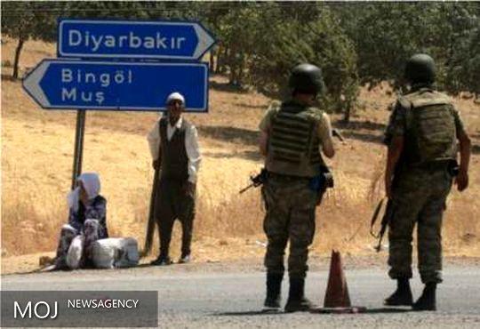 ترکیه حالت فوق العاده در استان دیار بکر را گسترش داد