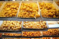 قیمت گذاری زولبیا و بامیه بر حسب درجه بندی شیرینی در رشت