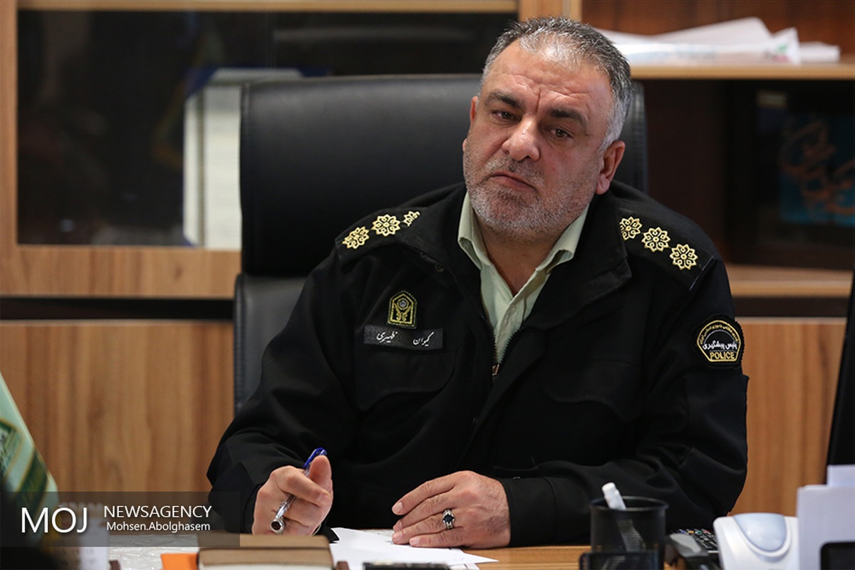 دستگیری ۱۵ تن از اراذل و اوباش سابقه دار در پایتخت