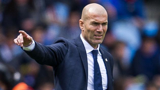 جانشین زین الدین زیدان در رئال مادرید مشخص شد