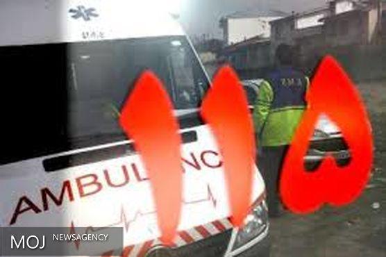 مرگ دو کودک مازندرانی بر اثر ریزش سنگ و آتش سوزی