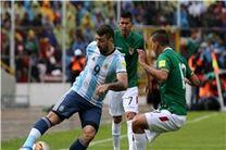 مسی محروم شد؛ آرژانتین فروپاشید/برزیل با پیروزی مقابل پاراگوئه در یک قدمی صعود به جام جهانی