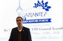 لزوم مشارکت فعال شهرهای آسیایی در توسعه شهر هوشمند
