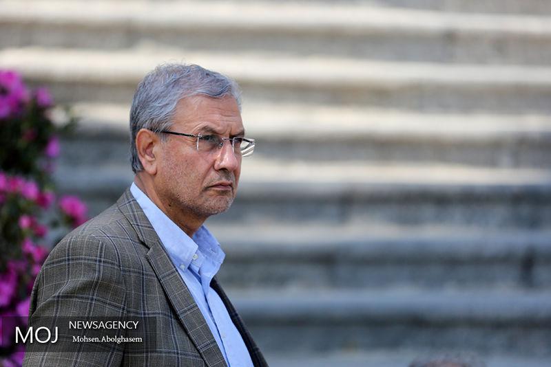 علی ربیعی با حکم رئیس جمهور، سخنگوی دولت شد