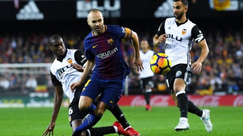 ساعت بازی بارسلونا و والنسیا مشخص شد