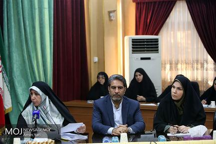 نشست کارشناسان امور زنان آموزش و پرورش