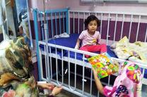 قصهخوانی برای کودکان بستری در بیمارستان شهید رحیمی خرمآباد