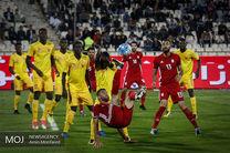 دیدار تیمهای ملی فوتبال ایران و توگو (1)