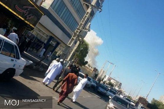 حادثه تروریستی چابهار تاکنون 2 شهید و 3 مجروح داشته است