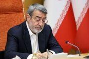 حسین قاسمی مدیرکل دفتر امور مرزی وزارت کشور شد