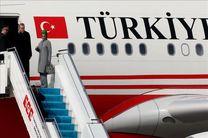 رجب طیب اردوغان عازم پاکستان شد