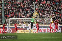 دیدار دوستانه تیم ملی فوتبال عراق با یک باشگاه ایرانی