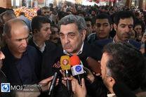 اداره شهرداری تهران نیاز به اعتبار روزانه ۵۰ تا ۸۰ میلیارد تومان دارد