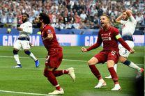 نتیجه بازی تاتنهام و لیورپول/ لیورپول برای ششمین بار قهرمان اروپا شد
