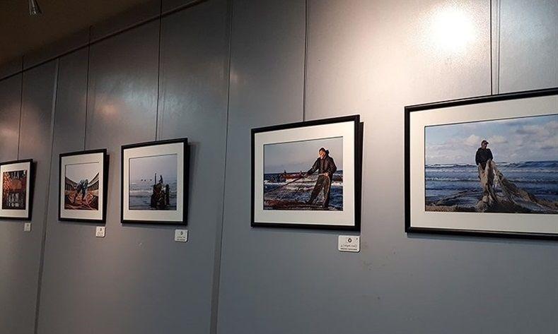 """نمایشگاه گروهی عکس """"مالا"""" در رشت برپا شد"""