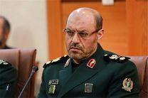 وزیر دفاع به سردار سید حسن فیروزآبادی تبریک گفت