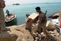 توقیف شناورهای حامل کالای قاچاق در بندر ماهشهر