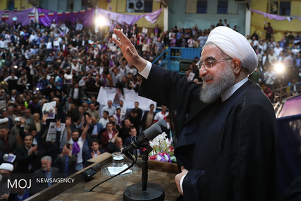 رییس جمهور در استان قزوین