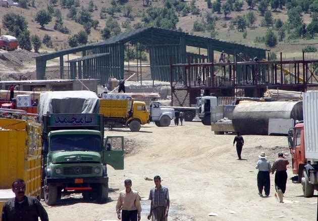 بیش از ۴۰۹ تن کالا از مرز میلک به افغانستان صادر شده است